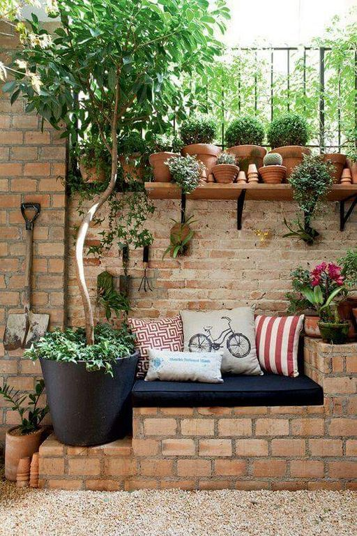 20 Beautiful Small Terrace Gardening Ideas You Can Copy - The ...